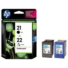 PACK ORIGINAL HP CON UN 21 Y UN 22