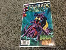 Spider-man Unlimited (2000) #4 VF/NM RARE