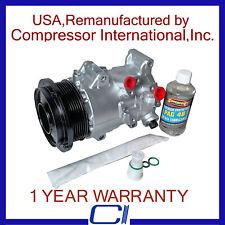 2007-2009 Camry 2.4L,2006-2008 RAV4 2.4L OEM Reman A/C Compressor