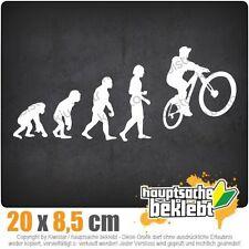 Evolution Mountainbike Radfahren csf0780  JDM  Sticker Aufkleber