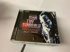 Prokofiev - Ivan The Terrible [Gergiev / Soikolova / Putilin CD RPO MINT/EX [C1]