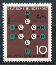 STAMP / TIMBRE ALLEMAGNE GERMANY N° 310 ** SCIENCE FORMULE DU BENZOL