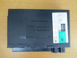 Audi A6 C5 Comfort Control Unit Convenience Module 4B0 962 258 A