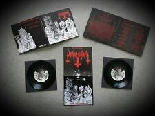 BLASPHERIAN - Upon the Throne​.​.​.​  Gatefold EP + Poster