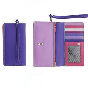 GABEE Jenna Wristlet Wallet - Purple  All Wallets