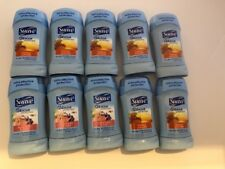 10 Pack Suave Deordorant Anti-perspirant 24 Hour Protection Invisible Solid