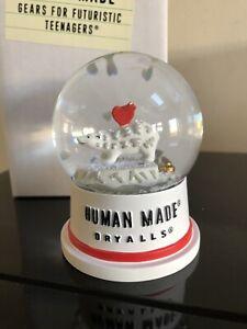 Human Made Polar Bear Snow Globe - Nigo - Sold Out
