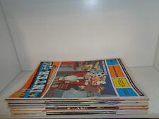 INTER FOOTBALL CLUB 1/12 ANNATA COMPLETA 1974--RIVISTA NEROAZZURRI----Z30