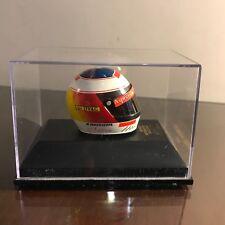MINICHAMPS 1:8 SCALE MICHAEL SCHUMACHER Helmet, Scuderia Ferrari 1997