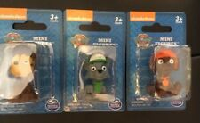 Sealed Nickelodeon Paw Patrol Mini Figures Rocky/Chase/Zuma. Free Shipping