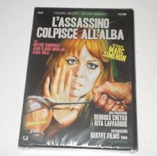 L'ASSASSINO COLPISCE ALL'ALBA - LIMITED EDITION DVD - COPIA NUMERATA - NUOVO!