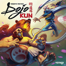 Dojo Kun, Boardgame, New, English