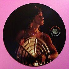 IGGY POP Vinyl Record - Cold Metal 1988 Picture Disc LTD ED Vinyl LP NM