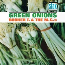 BOOKER T.& THE MG'S - GREEN ONIONS (STAX REMASTERS)  CD NEW+