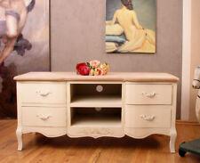 TV SIDEBOARD Shabby Chic TV Table TV Wardrobe Country Style TV Cabinet NEW