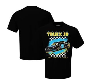 "2021 #19 Martin Truex Jr.""Auto Owners Ins. Darlington Throwback"" T-Shirt  XLARGE"
