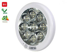Led4U Ceiling Down Lamp 45LED Lights Infrared Motion Detector PIR Voice Activate