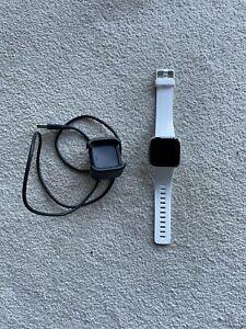 Fitbit Versa 2 Activity Tracker - Silver/White