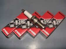 SPARK PLUGS set of 4 SUITS FORD WB FESTIVA 1994-2001 1.3 ENGINE NEW GENUINE FORD