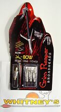 Grim Reaper RazorCut SS Crossbow Broadhead - 100 Grain - 1873
