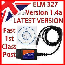 ELM327 OBD2 1.4 USB Car Diagnostic Code Reader Scanner