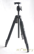 Pro weifeng FT-6662A Video camera DV Tripod Ball Head For Canon Sony Nikon Kodak