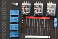 1 Reparatursatz für alle Revox A77 mit Laufwerksteuerung 1.077.370  NEUWARE