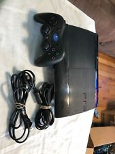 Sony Ps3 Playstation 3 System Complete Works