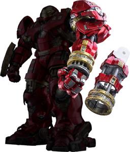 Marvel Avengers: Age Of Ultron Hulkbuster Accessory Hot Toys Sideshow ACS006