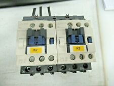 TELEMECANIQUE LOT OF 2 CONTACTORS LC1D12