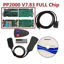 PP2000 Full Chip Lexia 3 interface diagnostique pour Citroen/Peugeot, DIAGBOX 7.83