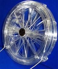 Vent-a-matic Cord Operated Single Glazed Fan 162mm 6.5 Inch Diameter Model 106
