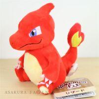 Pokemon Center Original Pokemon fit Mini Plush #5 Charmeleon doll Toy Japan