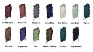 NARS Eyeshadow Single Hardwired .04 oz. 1.1 g Choose Shade Authentic Genuine