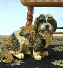 Miniature Dollhouse Dog By Leslie Frick 1:12 Scale
