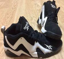 Reebok Kamikaze Ii Atl-Lax Noir//Blanc Chaussures Hommes CM9416