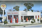 Walthers Cornerstone HO Scale Building/Structure Als Victory Service Gas Station