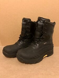 Thorogood Work Safety Boots Railroad Model 299 Steel Toe Thinsulate - Size 10M
