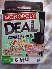 Monopoly Deal Kartenspiel ~ Das Spiel um den schnellen Deal ~ unbespielt & ovp