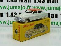 DT24E Voiture réédition DINKY TOYS atlas 24V : BUICK Roadmaster UK
