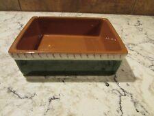 Stangl Pottery Rectangular Dish Trinket Dish