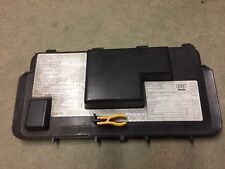 AUDI 80 CABRIOLET/COUPE FUSE BOX COVER LID 8A0941801