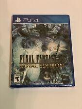 Final Fantasy Xv - Royal Edition (PlayStation 4, 2018)