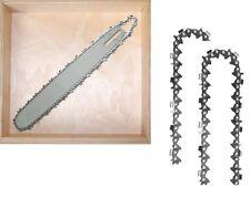 zu DOLMAR passend Sägeschiene Sternschiene + 3x Sägeketten  35cm-3/8- 52TG-1,3