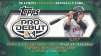 2011 Topps Pro Debut Baseball - Pick A Player - Cards 166-330
