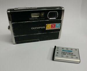 Olympus Stylus 1050SW 10.1MP - Underwater / Waterproof DigitalCamera - Tested