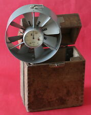Vintage German Anemometer Wind Indicator THIES CLIMA - 1960's