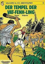 Valhardi & CO, Abenteurer 15 (1. Auflage), Carlsen