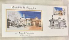 RARE 250th Mayaguez Puerto Rico First Day Cover FDC US Stamp 2010 PR USPS