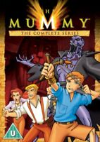 Nuovo The Mummy - The Completo Animato Serie DVD